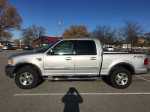 2003 Ford F-150 fX4 Off-Road Package