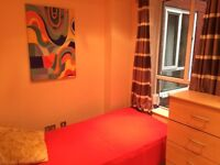 Nice single room Ealing Broadway £500 per month all inclusive