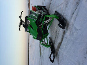 Clean never raced 2010 sno pro 600