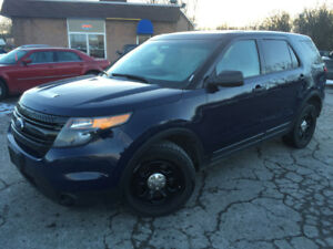 2013 FORD EXPLORER ALL WHEEL DRIVE ***CERTIFIED***