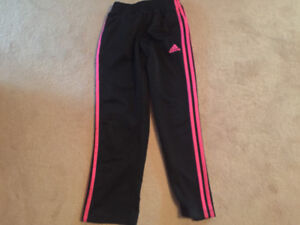 Adidas pants - girls size 8