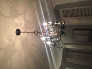 Crystals Chandelier | Buy or Sell Indoor Home Items in Mississauga ...