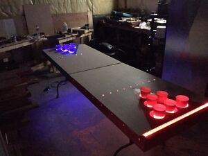 Beer pong table party rental
