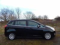Ford C-max Grand Titanium Tdci Automatic 7 Seat