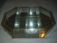 Curio Mirrored Cabinet For Sale Hangable.