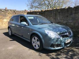 Vauxhall/Opel Signum 2.8i 24v V6 Turbo automatic Nav 2784cc 2006.5MY Elite
