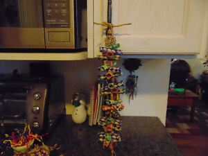 All natural bird toys for sale Cambridge Kitchener Area image 3