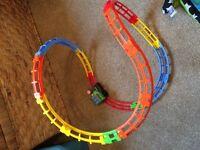 Train Roller little tikes set