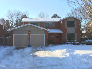43 Steen Dr - Beautiful 4+1 Bedroom Family Home