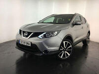 2014 NISSAN QASHQAI TEKNA DCI DIESEL 1 OWNER SERVICE HISTORY FINANCE PX WELCOME