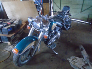 1998 Harley Davidson Heritage Soft Tail - for parts