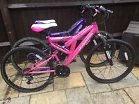 2 ladies bikes