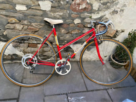 Vintage Women's Racer Bike