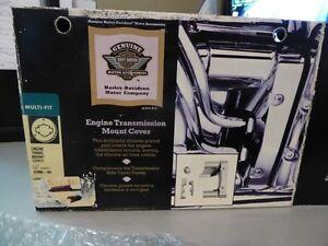 Harley-Davidson engine transmission mount cover - 37982-04