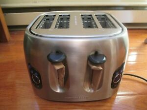 4 SLICE TOASTER - A CHRISTMAS GIFT MAYBE ??