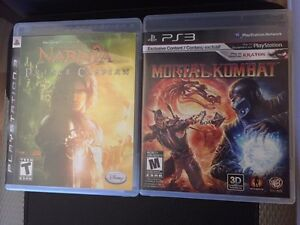 PS3 Fight Games