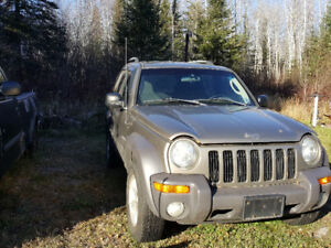 2004 Jeep Liberty SPORT Other