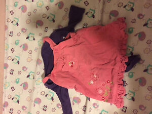 Lot of baby girl 6-9 month clothinf Kingston Kingston Area image 4