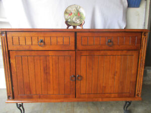 A Beautiful Hutch/Cabinet/Buffet for Your Home!