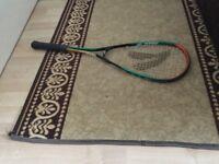 Racket squash Teloon, homebush 920 &ha ball