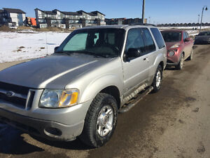2002 Ford Explorer Sport Sport SUV - Needs Motor Work