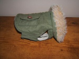 7 DOG COATS (SOME ARE NEW)