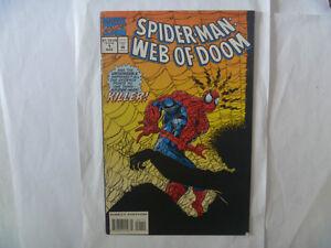SPIDER-MAN Web Of Doom #1