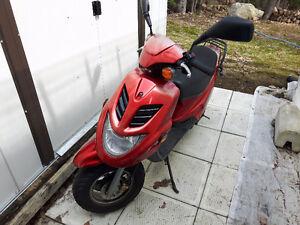 Scooter Beamer III