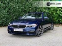 2019 19 BMW 5 SERIES 3.0 530D M SPORT TOURING 5D 261 BHP DIESEL