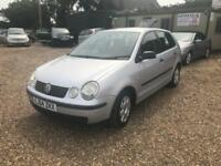 Volkswagen Polo 1.2 2004MY Twist