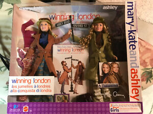 Mary Kate and Ashley Olsen Dolls in Box - New
