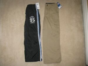 Boys Oshkosh And Carter's Pants (Brand New)