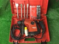 Hilti TE 30 AVR Combi Hammer Drill / Light Breaker 110v