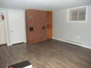 Basement apartment for rent in private home
