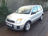 FORD FUSION ZETEC CLIMATE AUTOMATIC LOW MILLAGE 78