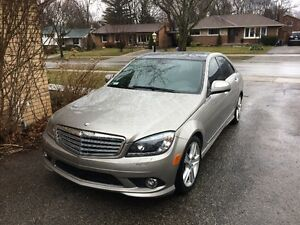 2008 Mercedes-Benz C 350 4 matic