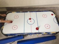 Table Air hockey game