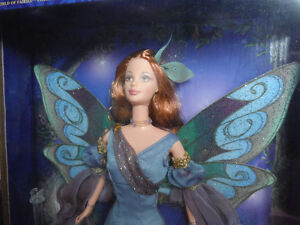 Fairy of the Forest Collectible Barbie Prince George British Columbia image 2