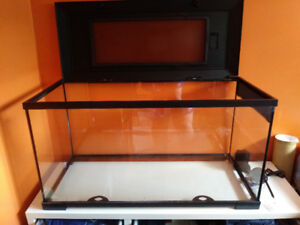 Aquariums and Heat Lamps for Best Offer (MUST Go!)