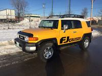 2007 Toyota FJ Cruiser SUV, ALL WHEEL DRIVE