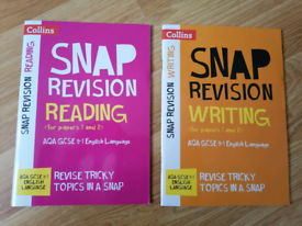 Snap Revision Reading and Writing Books