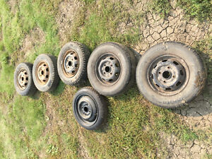Metro, Firefly, Sprint small car tires and rims