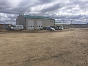 For Sale 2.33 acres , office , shop , quanset , great price !