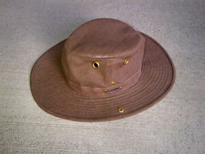 Tilley Hemp Hat size 7 1/2