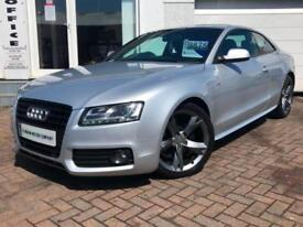 2011 Audi A5 2.0TDI ( 168bhp ) S Line Special Edition~LOW MILES FSH~
