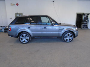 2010 RANGE ROVER SPORT SUPERCHARGED! 510HP! MINT! ONLY $35,900!