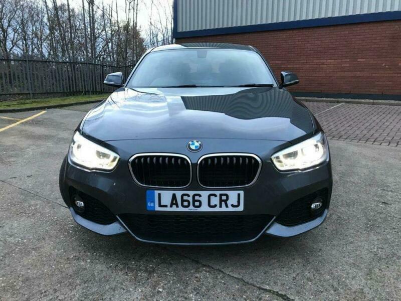 2017 66 BMW 1 SERIES 1.5 116D M SPORT 5D 114 BHP DIESEL