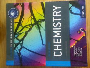 IB Chemistry Course Companion (Oxford)