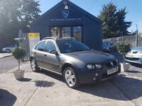 Rover Streetwise 2.0 TURBO DIESEL SE 101PS (grey) 2004