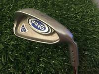 PING G5 IRONS 3/WEDGE